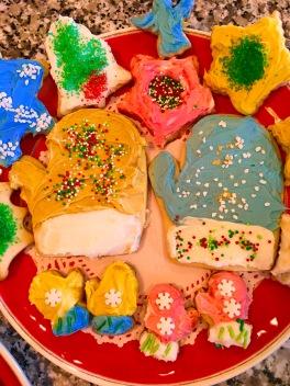 bright cookies