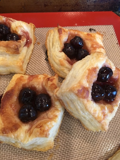 Cheery Turnovers!